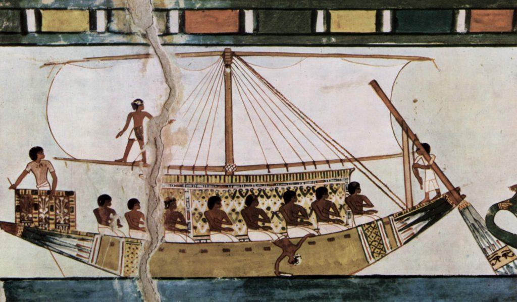 Rezervácia na poslednú chvíľu môže viesť k tomu, že vaša loď nebude v dokonalom stave. To nie je prekvapenie, ktoré chcete na svojej dovolenke. (Zdroj foto: Wikipedia.)